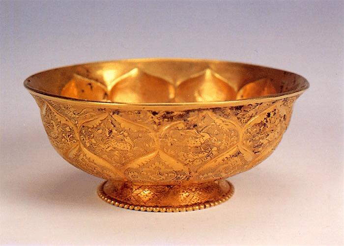 Golden Bowls